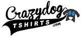 Crazy Dog Tshirts